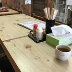 泉屋 - 店内風景9.12.16)