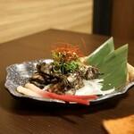銀座 秋田県産比内地鶏専門店 美郷錦 - 熟成鶏の炭火焼き(小)