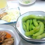 アナバ - 枝豆¥250