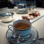 レストラン ひらまつ - ひらまつブレンド紅茶