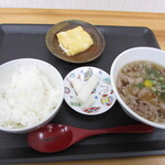 Onikuyakicchin - 肉吸い定食