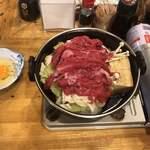 まもる - すき鍋