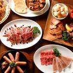 肉ボルケーノ&宴会ダイニング BINBIYA -