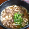 Ichiraku - 料理写真:肉うどん650円
