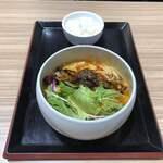 自由が丘 蔭山樓 - タンタン麺ごはんセット(税込1,188円)