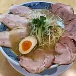 喜びラーメン 小太喜屋 - 料理写真:淡口味噌チャーシュー