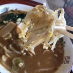 SS - 「味噌中華(小)@500円」