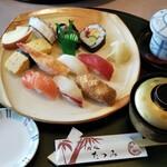 鮨処たつみ - 料理写真: