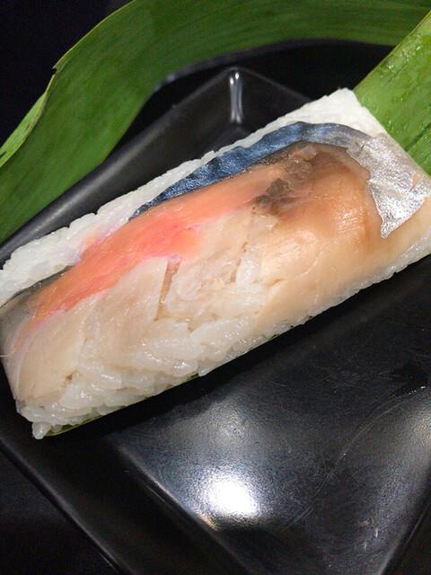 麺屋 丈六 - 早寿司150円