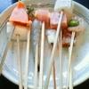 京そば処 志乃崎 - 料理写真:天串の一例