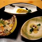 121850412 - おばん菜三種