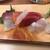 わすれな草 - 料理写真:お造り五種盛り 780円(税抜)