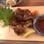 わすれな草 - 料理写真:猪肉のからあげ 780円(税抜)