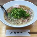 京ラーメン壬生さだかず - 料理写真:特製ラーメン1000円