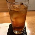 〇 - ウーロン茶