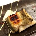 〇 - 伊万里牛ランプ肉の炭火焼き2