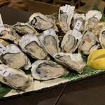 牡蠣・海鮮居酒屋 蔵よし - 生牡蠣