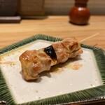 yakitoriporokichi - ももねぎま
