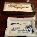 Muan - 公魚の天ぷら