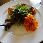 オルトレヴィーノ - 前菜盛り合わせ