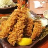 柿ェ門 - 料理写真:海老ロースかつ定食