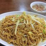12187564 - 「上海ヤキソバ」はスープ付きです!