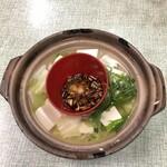 一福 - 湯豆腐