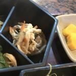 121874255 - 副菜も3種類