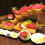 今治 やきにく神戸 - クリスマスプレミアムディナー