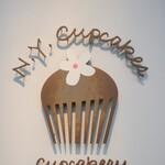 ニューヨークカップケーキ - 店頭