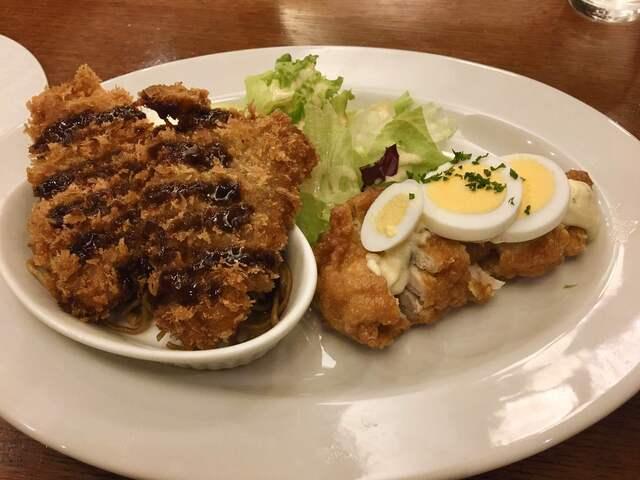 ビヤホール ライオン 池袋東口店の料理の写真