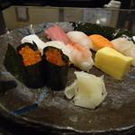 海鮮家 小樽磯鮨 - お寿司