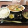 Nogatashoudou - 料理写真:「さば味噌煮定食」一式