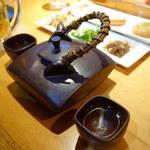 小料理 石蕗 - 黒じょか:一人2合