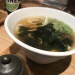 本町製麺所 天の上 -