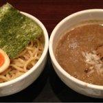麺匠和蔵 - 料理写真:魚介豚骨ドロつけ並