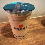 台湾甜商店 - 甜ミルクティー