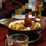健康中華庵 青蓮 - マーボー豆腐