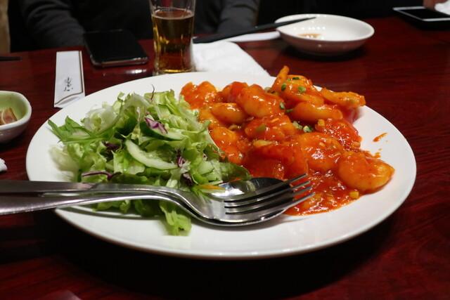 健康中華庵 青蓮 Luz大森店の料理の写真
