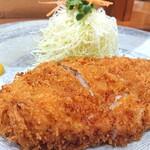 かつ庵 - 料理写真:天恵美豚のカツ