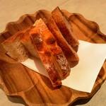 Ristorante Azekura - パンは3種類
