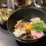 三ツ矢堂製麺 - 和えそば