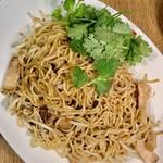 豆皿中華Q - オイスターソースが利いた上海焼きそばもオススメ!