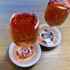 豆皿中華Q - ドリンク写真:なみなみ溢れる「豆Qロゼ」は中華と相性抜群のロゼワイン♪