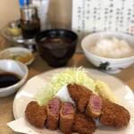 とんかつ野崎 - 料理写真: