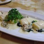 ニュー富良野ホテル - 料理写真:宴会料理 舌平目のナンとか・・・^^美味