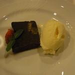 ソニドーロ - チョコレートと栗のフォンデンテ