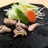 地鶏食堂 - 料理写真:溶岩焼肉