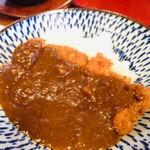 桂茶屋 - カツカレー