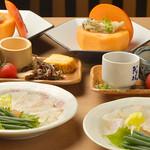 立呑割烹 むら瀬 - 料理写真:コース料理(5000円)